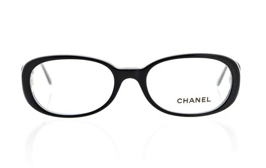 Chanel Chanel CH3121-H c.948 50mm Oval Eyeglasses RX Frames Italy Image 1
