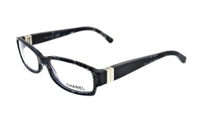 Chanel Chanel CH3165 c.1124 52mm Lace Rectangular Eyeglasses RX Frames Italy