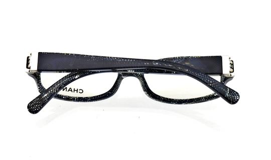 Chanel Chanel CH3165 c.1124 52mm Lace Rectangular Eyeglasses RX Frames Italy Image 4