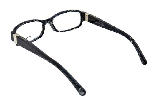 Chanel Chanel CH3165 c.1124 52mm Lace Rectangular Eyeglasses RX Frames Italy Image 5