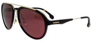 Carrera CA132-S-21K-W6-57 Sunglasses Size 57mm 140mm 18mm Havana Brand New