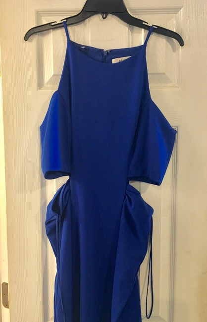 Item - Has Cutouts In The Waist. New Formal Bridesmaid/Mob Dress Size 12 (L)
