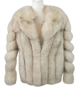 Macy's Vintage Fox Marshallfields Fur Coat