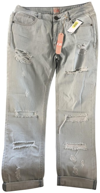 Item - Light Blue Loose Relaxed Fit Jeans Size 32 (8, M)