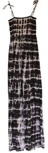 La Blanca La Blanca tie dye long beach dress