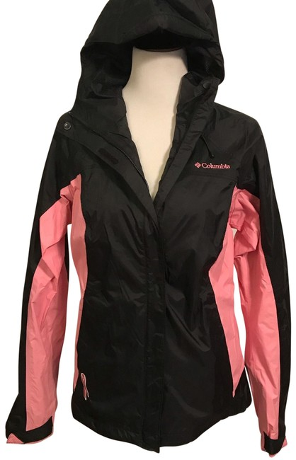 Item - Black and Pink Limited Edition Breast Cancer Jacket Size 10 (M)