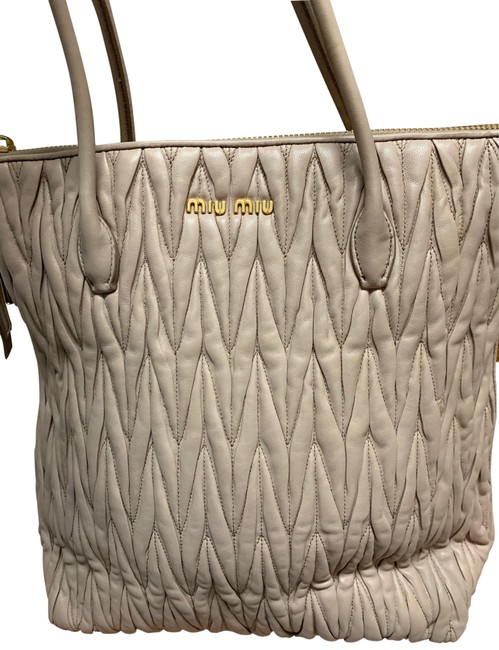 Item - MatelassÉ Orchid Pink Nappa Leather Tote