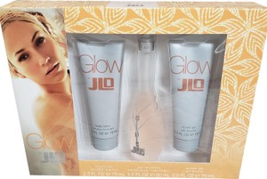 JLo J Lo Glow Gift Set (perfume, body lotion, body gel)