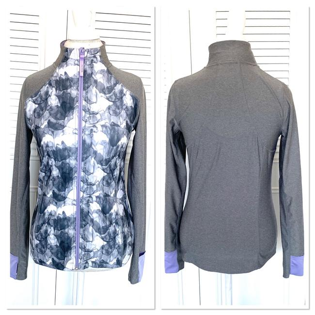 Preload https://img-static.tradesy.com/item/26362365/mondetta-gray-and-purple-athletic-jacket-activewear-size-6-s-0-0-650-650.jpg