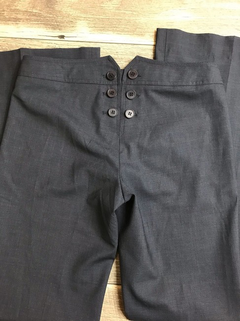 Theory Trouser Pants Grey Image 1
