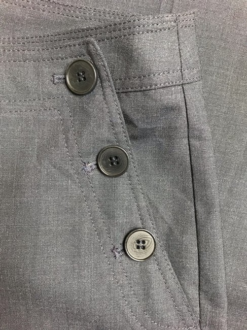 Theory Trouser Pants Grey Image 2