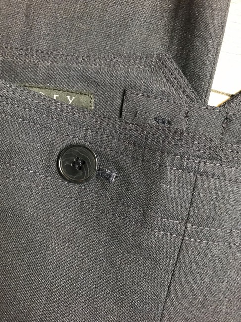 Theory Trouser Pants Grey Image 3