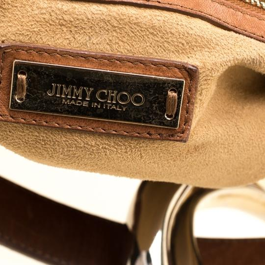 Jimmy Choo Leather Bangle Hobo Bag Image 7