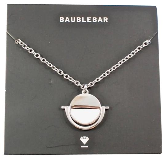 Preload https://img-static.tradesy.com/item/26362565/baublebar-silver-white-snowfall-pendant-necklace-0-7-540-540.jpg