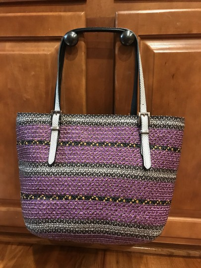 Eric Javits Packable Tote in multicolor Image 5
