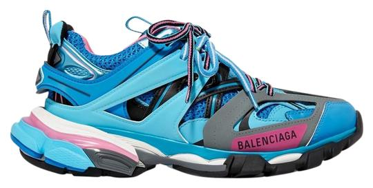Preload https://img-static.tradesy.com/item/26362575/balenciaga-track-logo-detailed-mesh-and-rubber-sneakers-size-eu-35-approx-us-5-regular-m-b-0-2-540-540.jpg