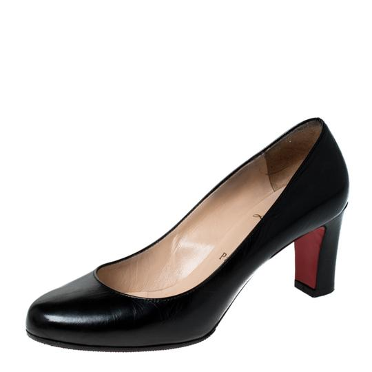 Preload https://img-static.tradesy.com/item/26362593/christian-louboutin-black-leather-mistica-pumps-size-eu-37-approx-us-7-regular-m-b-0-0-540-540.jpg