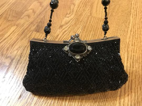 Todd Anthony Wristlet in black Image 1