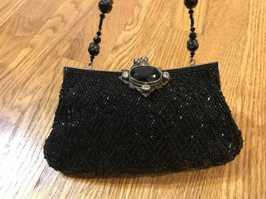 Todd Anthony Wristlet in black Image 3