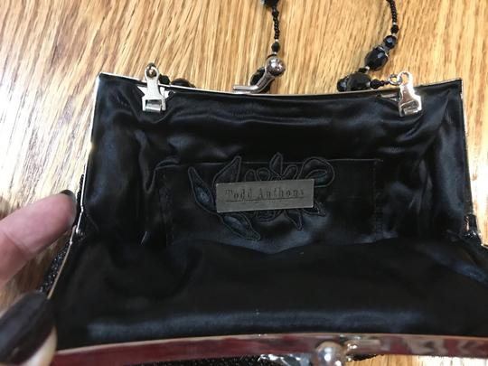 Todd Anthony Wristlet in black Image 6