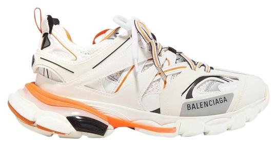 Preload https://img-static.tradesy.com/item/26362777/balenciaga-track-logo-detailed-leather-mesh-and-rubber-sneakers-size-eu-36-approx-us-6-regular-m-b-0-2-540-540.jpg