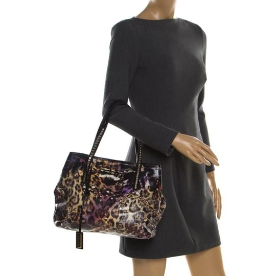 Jimmy Choo Canvas Scarlet Tote in Multicolor Image 2