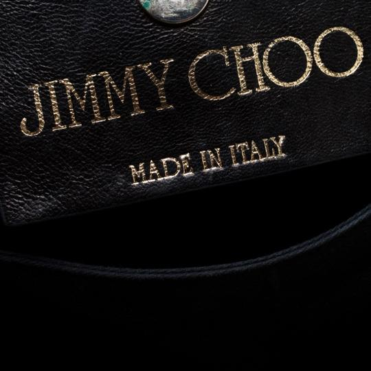 Jimmy Choo Canvas Scarlet Tote in Multicolor Image 9