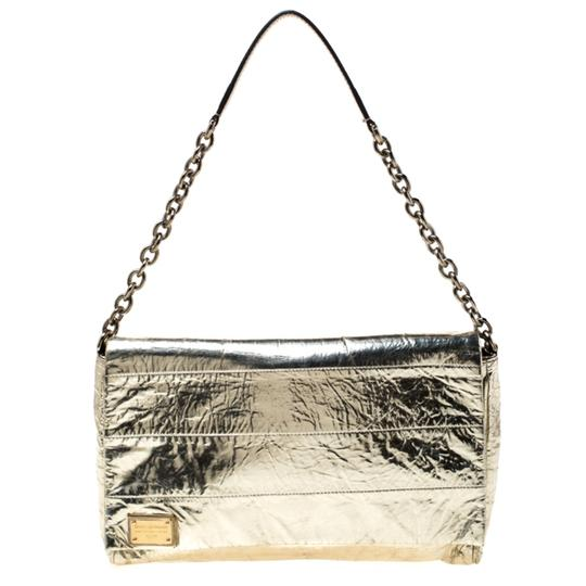 Preload https://img-static.tradesy.com/item/26362794/dolce-and-gabbana-dolce-and-gabbana-metallic-miss-martini-gold-patent-leather-shoulder-bag-0-0-540-540.jpg
