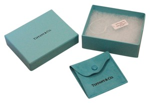 Tiffany & Co. Tiffany & Co. gift box and suede pouch