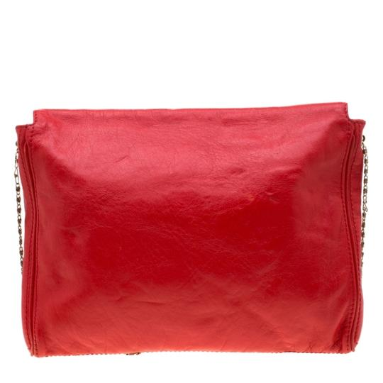 Carolina Herrera Leather Shoulder Bag Image 1