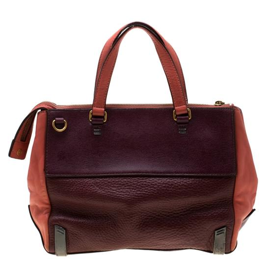 Marc by Marc Jacobs Leather Satchel in Multicolor Image 1