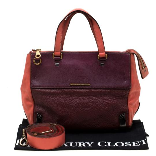 Marc by Marc Jacobs Leather Satchel in Multicolor Image 10