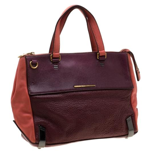 Marc by Marc Jacobs Leather Satchel in Multicolor Image 3