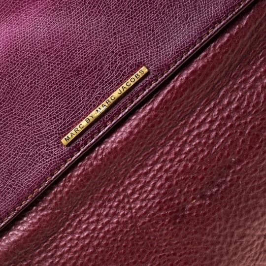Marc by Marc Jacobs Leather Satchel in Multicolor Image 8