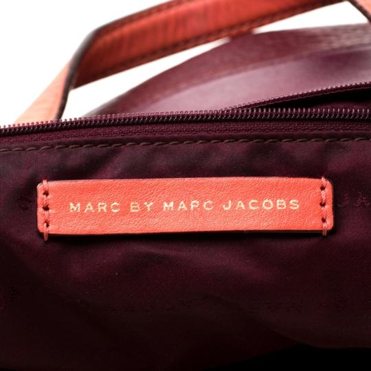 Marc by Marc Jacobs Leather Satchel in Multicolor Image 9