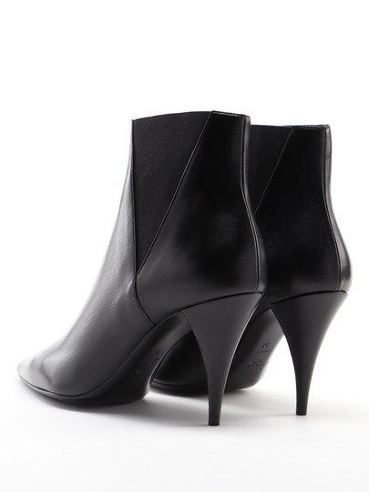 Saint Laurent Black Boots Image 4