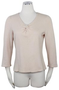 Kenar Cashmere Luxury 3/4 Sleeves Slimming Sweater