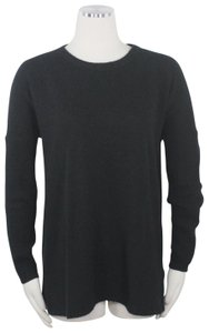 Forte Couture Cashmere Luxury Drop Shoulder Oversized Ribbed Sweater