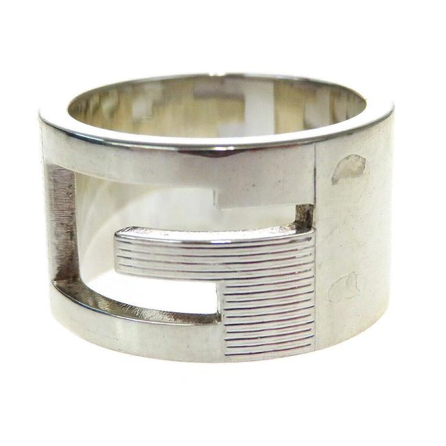 Item - Silver Logos 925 Made In Italy # Ring