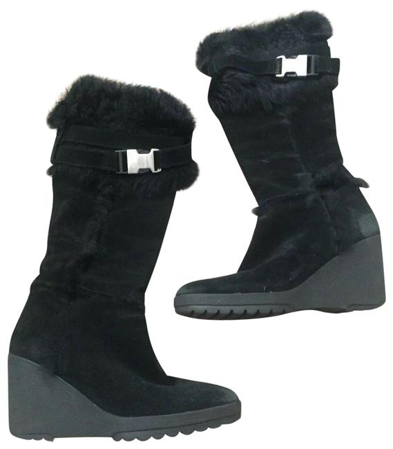 Item - Black Sharma Boots/Booties Size US 8.5 Regular (M, B)