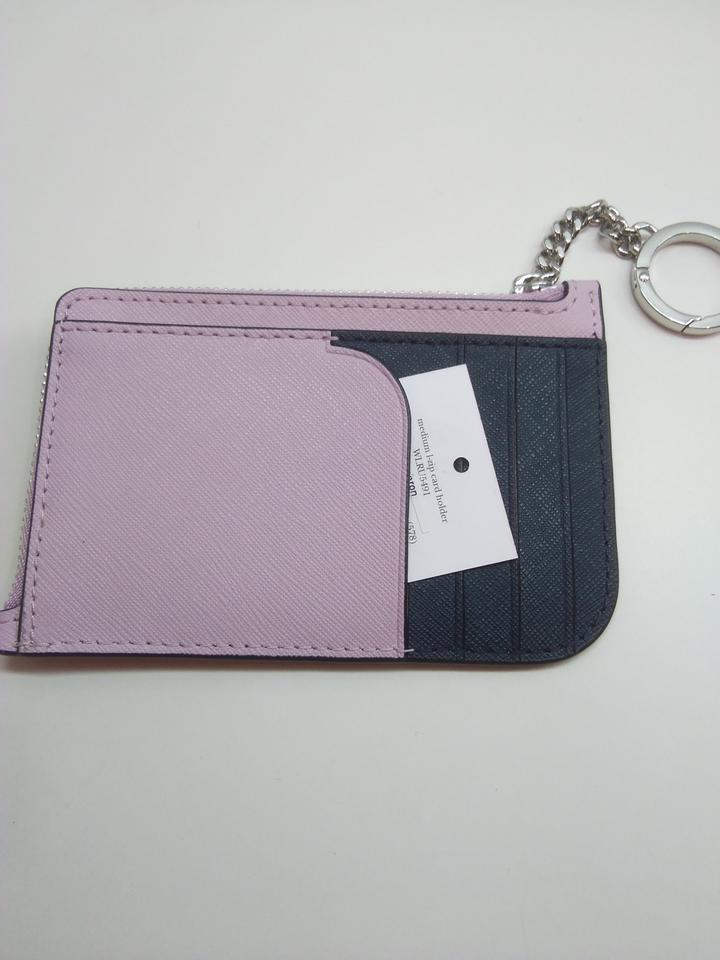 Card Holder Key Fob Wallet