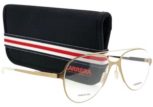 Carrera CA6663-GMO-53 Eyeglasses Size 53mm 17mm 145mm Gold