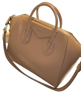 Givenchy Satchel in Dark Beige