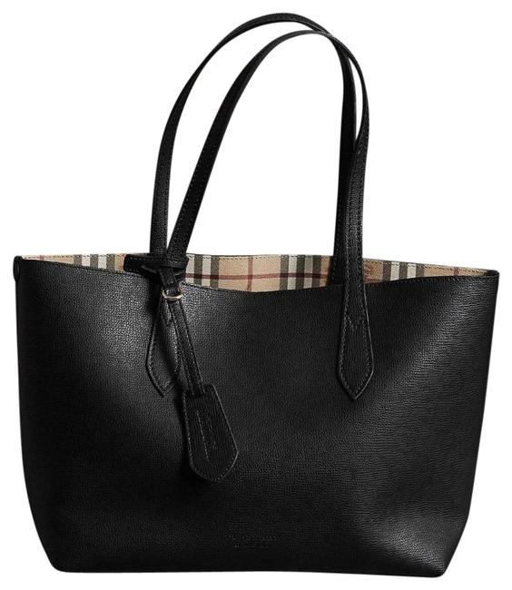 Item - Reversible Small Lavenby Multicolor Leather Tote
