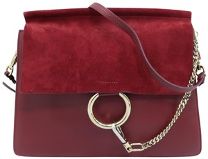 Chloé Faye Medium Calfskin Shoulder Bag