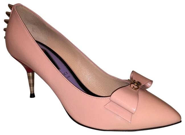 Gucci Perfect Pink Vernice Crystal