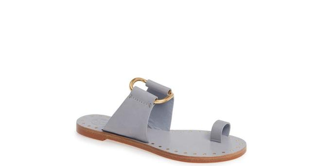 Tory Burch Cloud Blue Sandals Size US 6.5 Regular (M, B) Tory Burch Cloud Blue Sandals Size US 6.5 Regular (M, B) Image 1