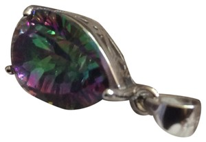 9.2.5 Genuine Gemstone Mystic Topaz 925 Sterling Silver