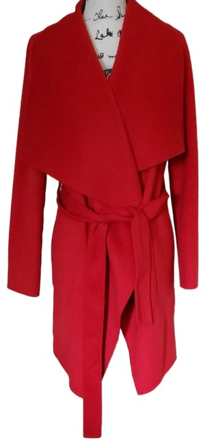 Item - Red Jocelyn Coat Size 10 (M)