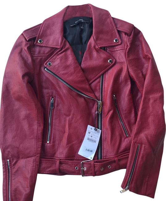 Item - Red 2046/232/641 Jacket Size 8 (M)